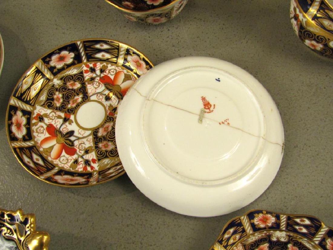22 Royal Crown Derby Tea Pieces - 9