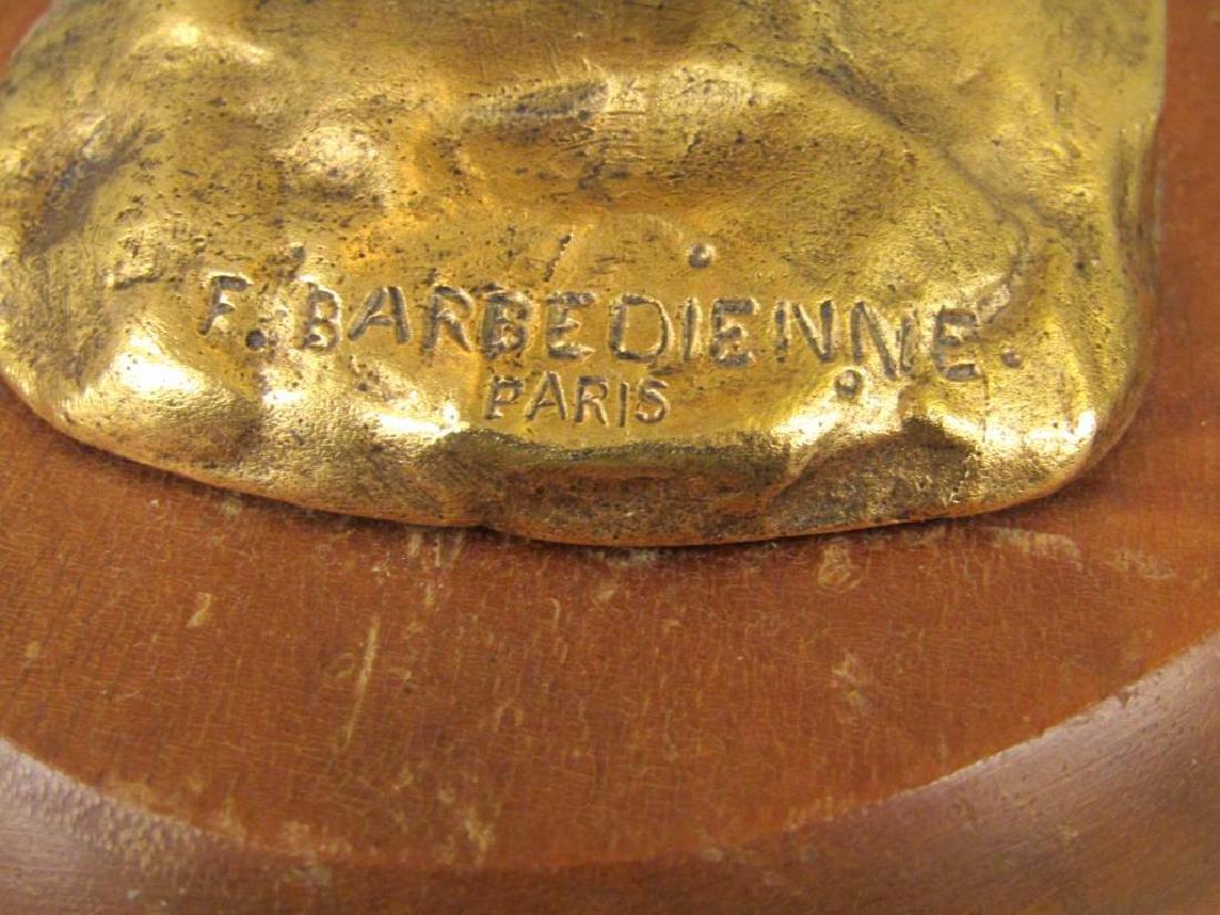 Georges Gardet - Bronze Group - 5