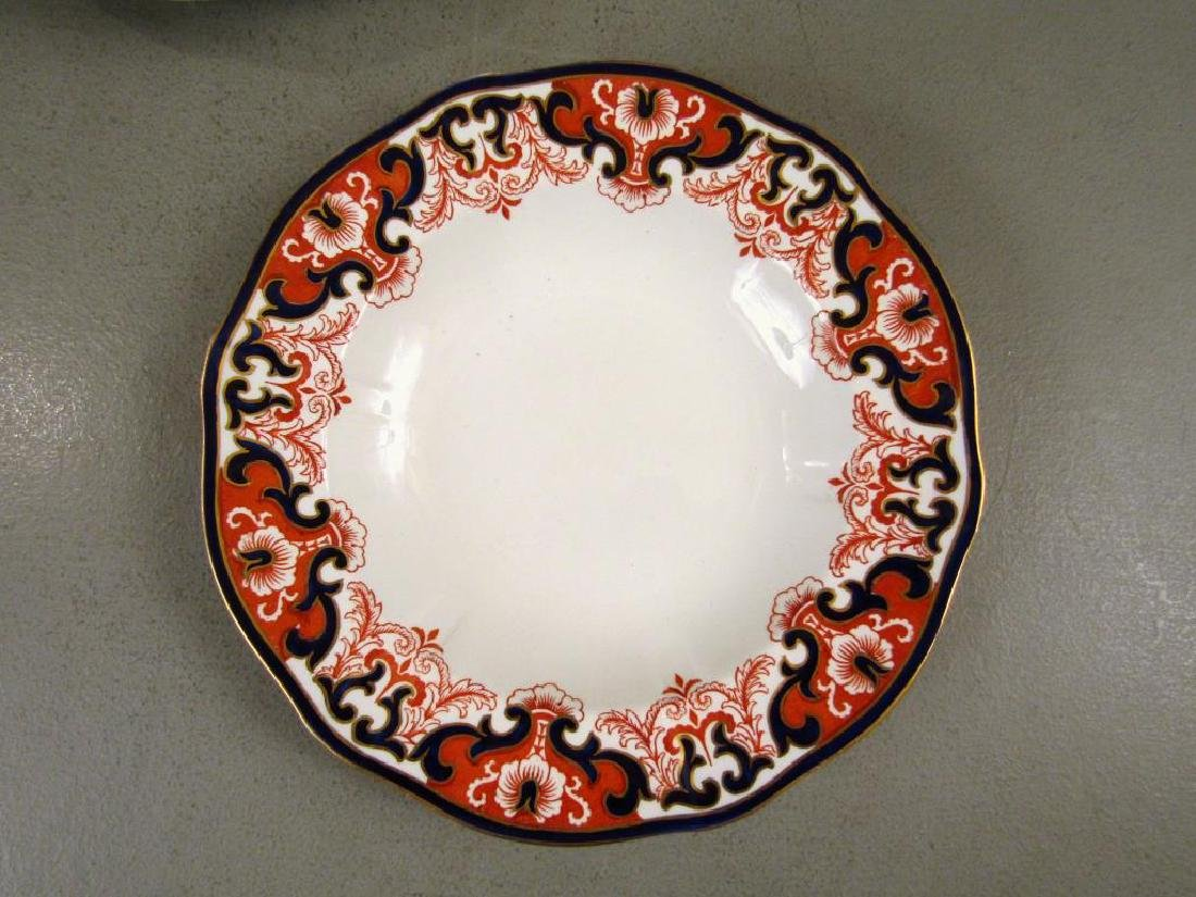 Set of 4 Royal Crown Derby Shallow Bowls - 3