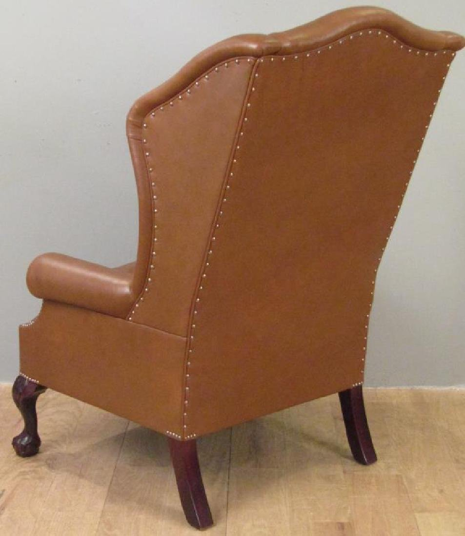 George Smith Wing Chair - 2
