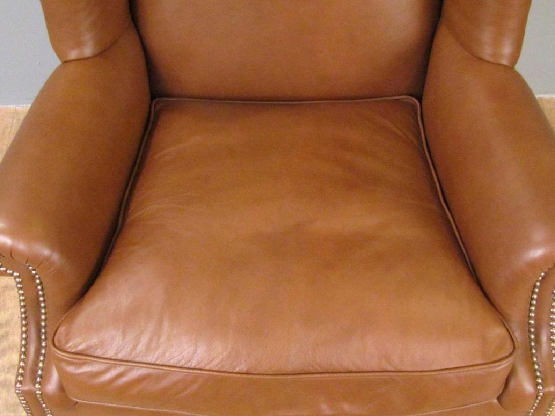 George Smith Wing Chair - 4