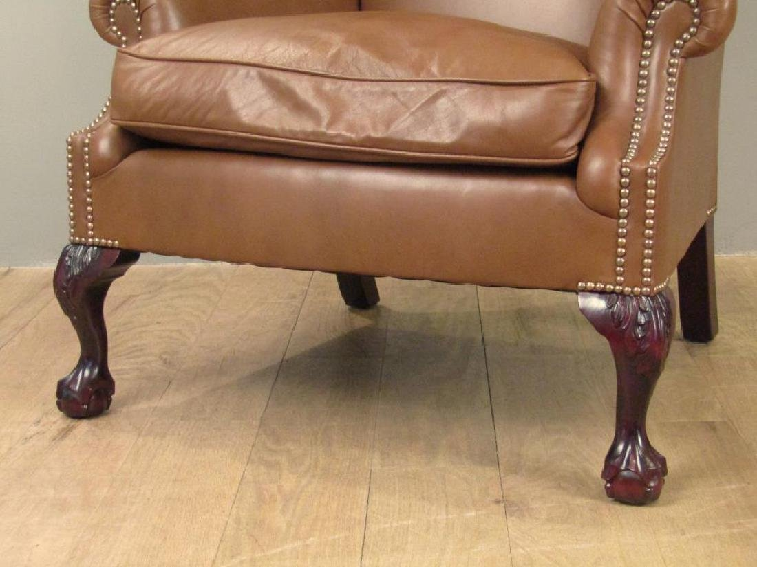 George Smith Wing Chair - 5