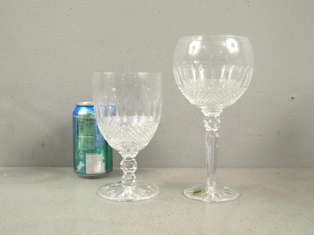 Set of 8 Waterford Goblets - 2