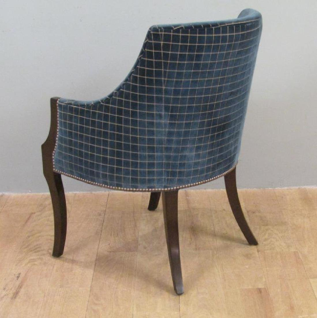 Modern Upholstered Arm Chair - 2