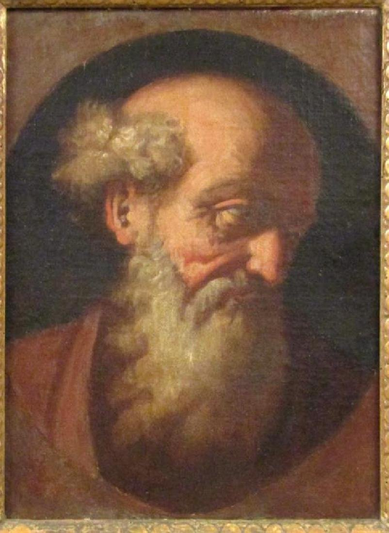 Attr: Giovanni Battista Langetti (Italian 17th C)