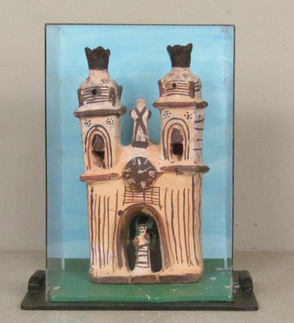 Peruvian Church Model