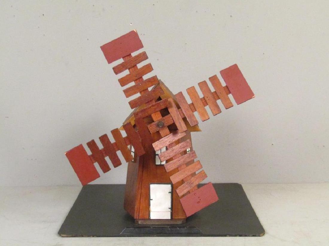 Cape Cod Windmill Model