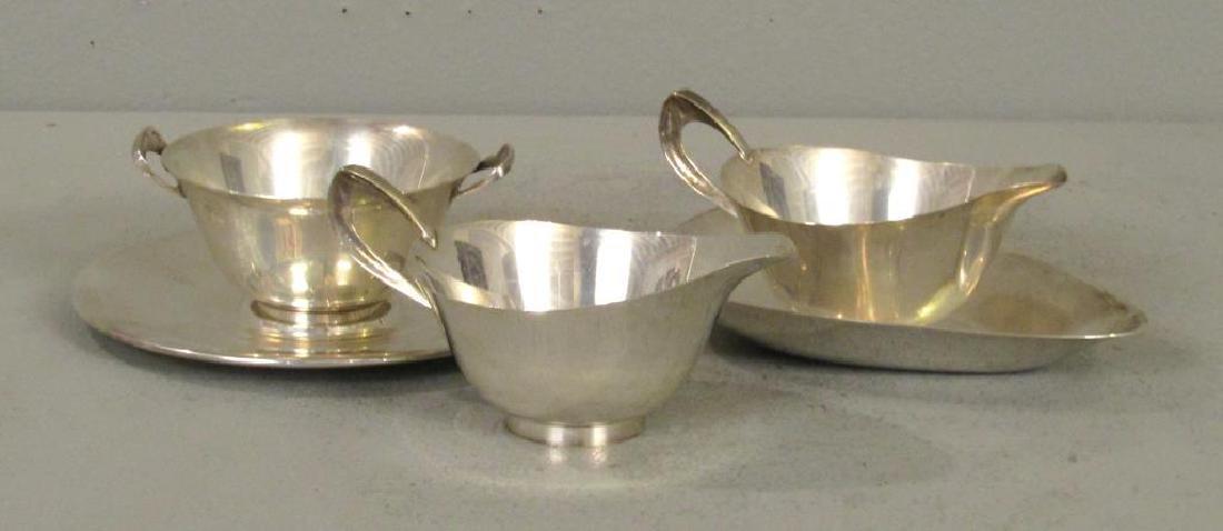Reed & Barton Modernist Sterling Silver