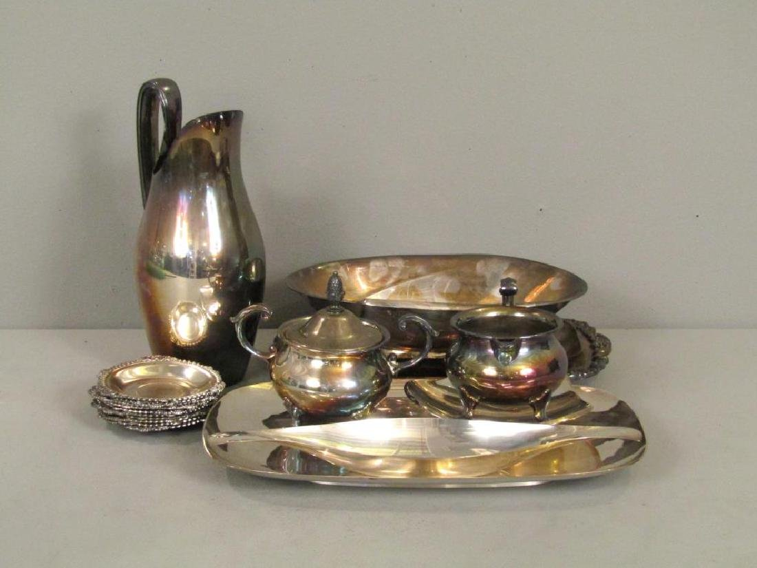 Reed & Barton and Other Silver Plated Articles