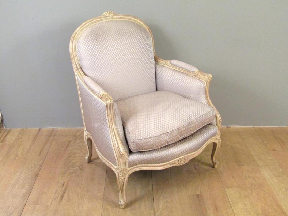 Louis XV Style Bergere