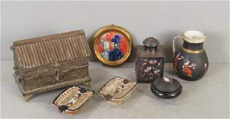 Assorted Tabletop Decorative Articles
