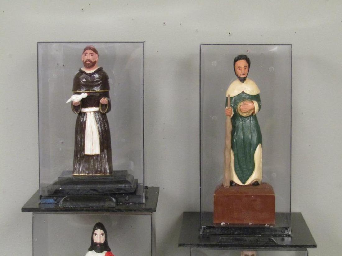 Puerto Rican Religious Figures and Bombe Dolls - 3