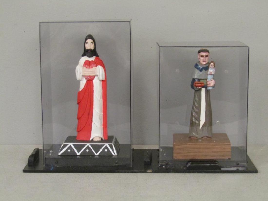 Puerto Rican Religious Figures and Bombe Dolls - 4