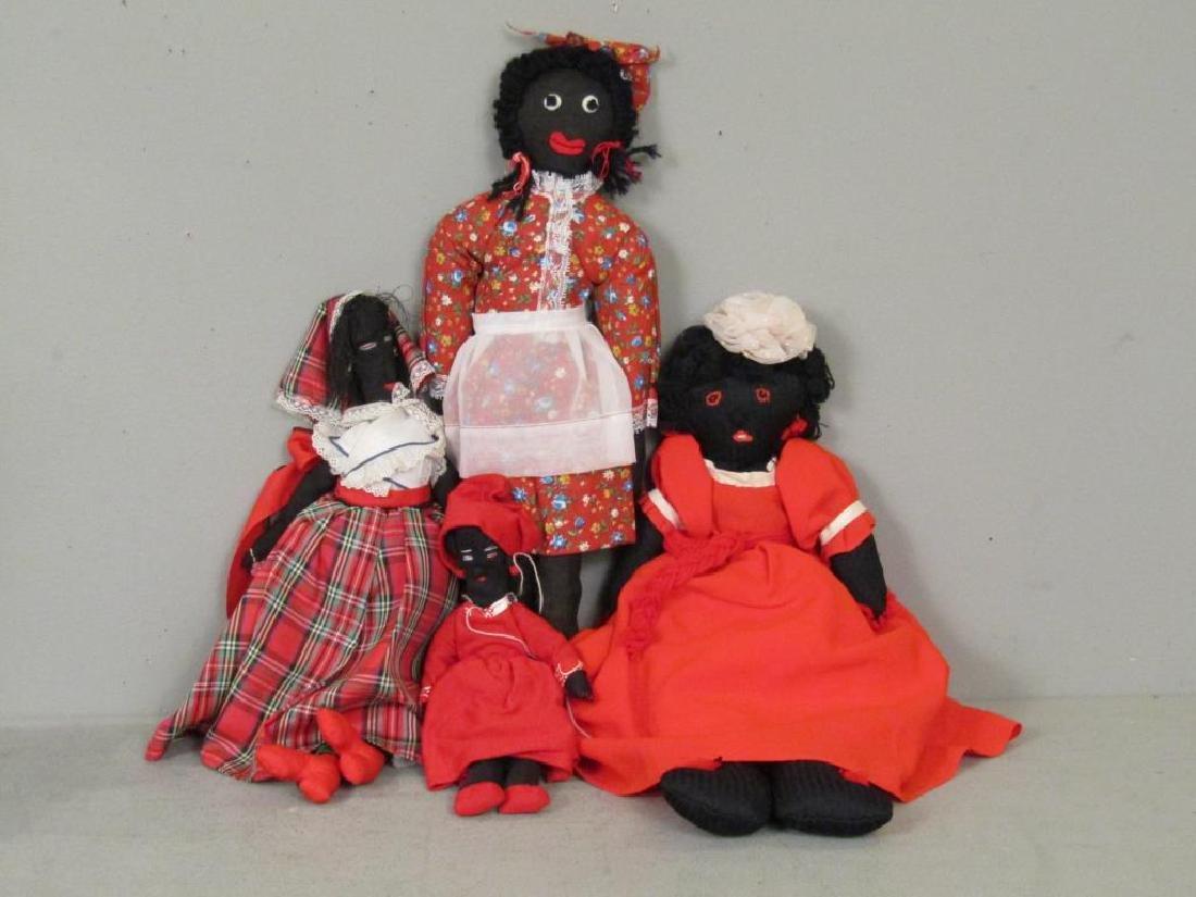 Puerto Rican Religious Figures and Bombe Dolls - 5