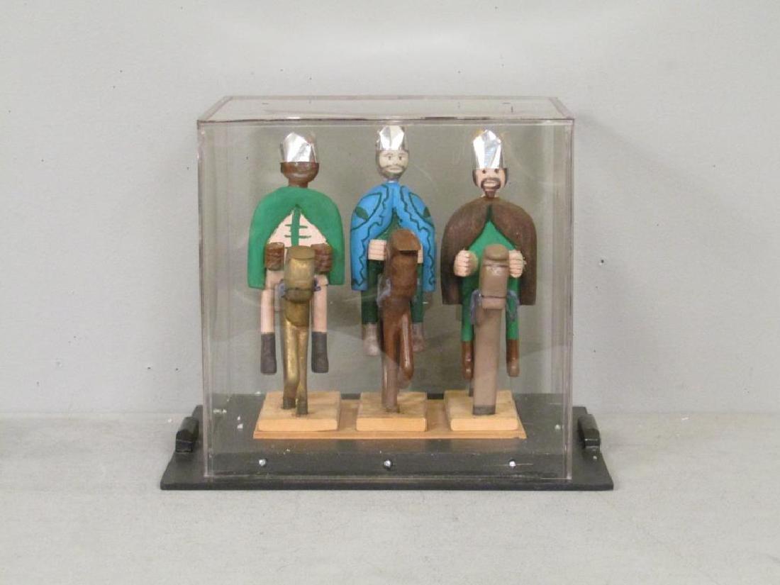 Puerto Rican Religious Figures and Bombe Dolls - 6