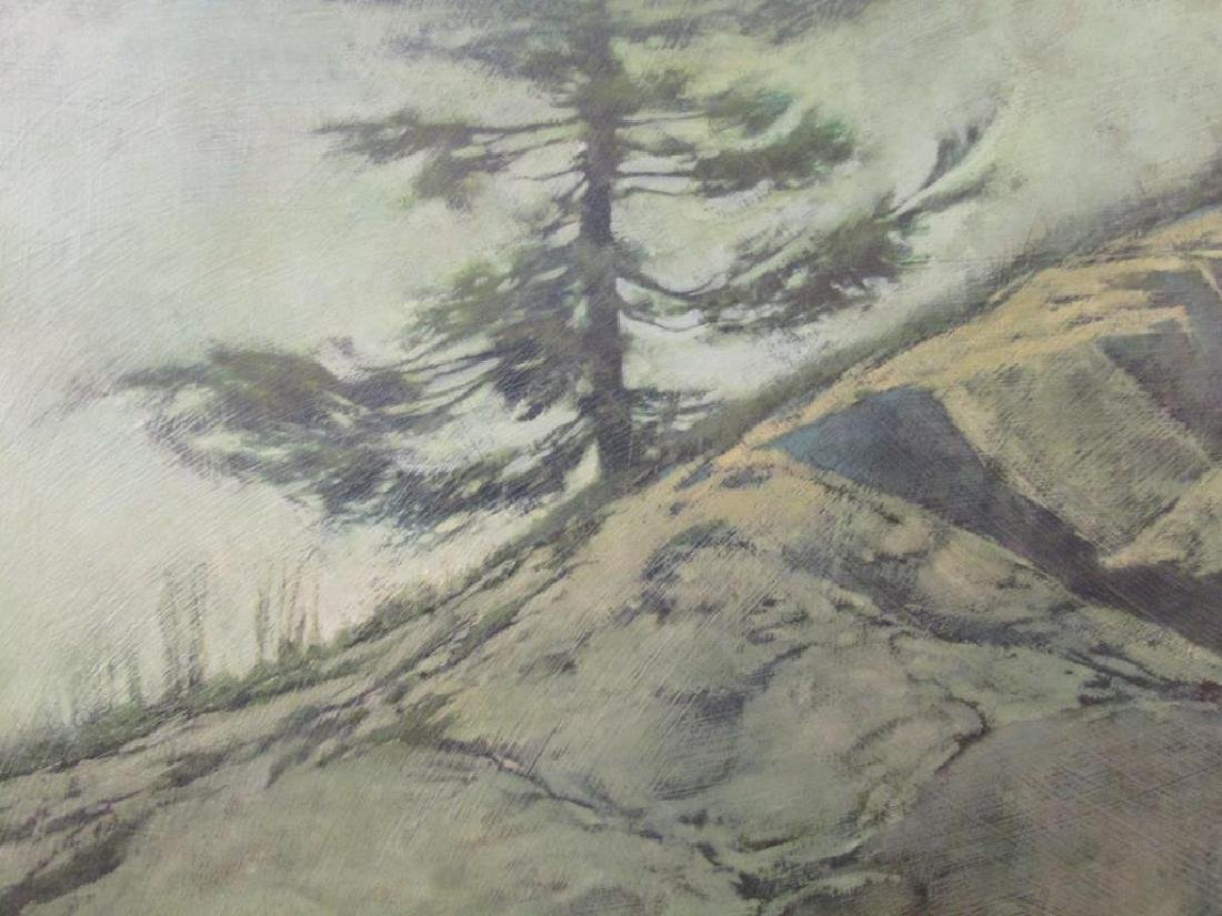 Erin McSavaney (Canadian, b. 1973) - Oil on Panel - 2