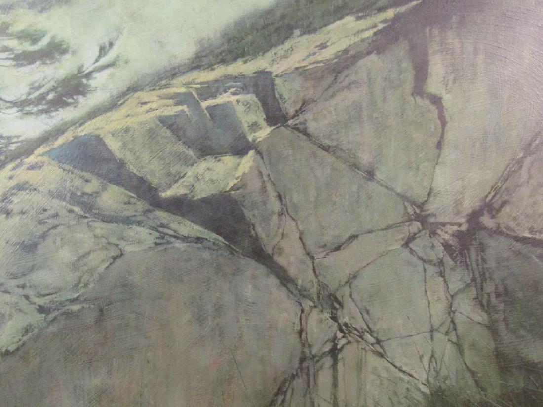 Erin McSavaney (Canadian, b. 1973) - Oil on Panel - 3
