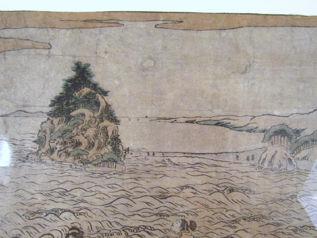 Hokusai - Woodblock Print - 5