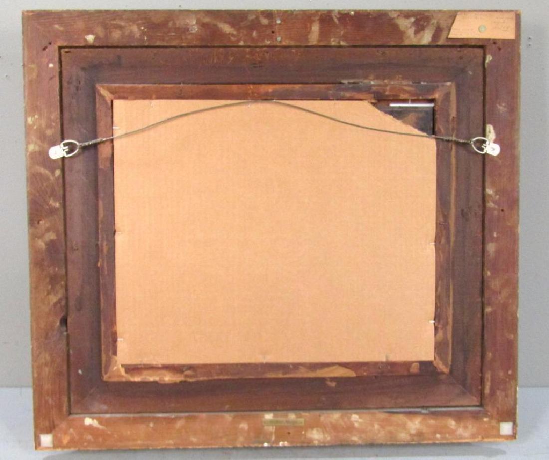 Gilbert Munger (American, 1837-1903)- Oil on Board - 9