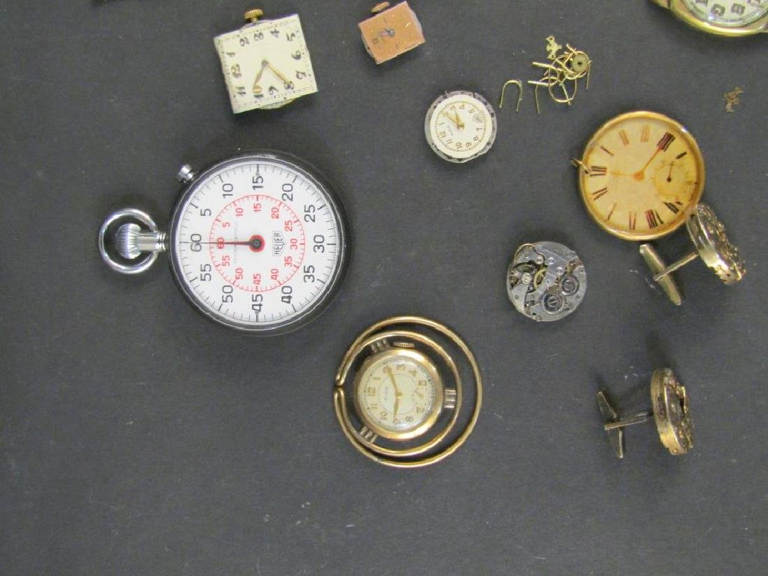 Assorted Watches and Watch Mounted Jewelry - 2
