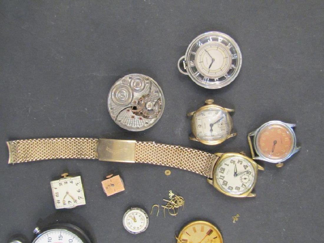 Assorted Watches and Watch Mounted Jewelry - 4