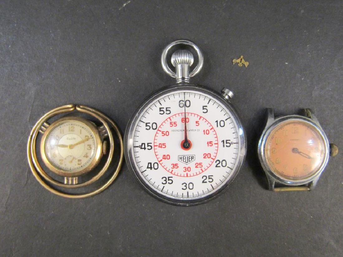 Assorted Watches and Watch Mounted Jewelry - 6