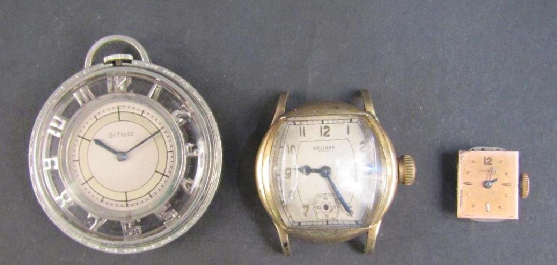 Assorted Watches and Watch Mounted Jewelry - 7