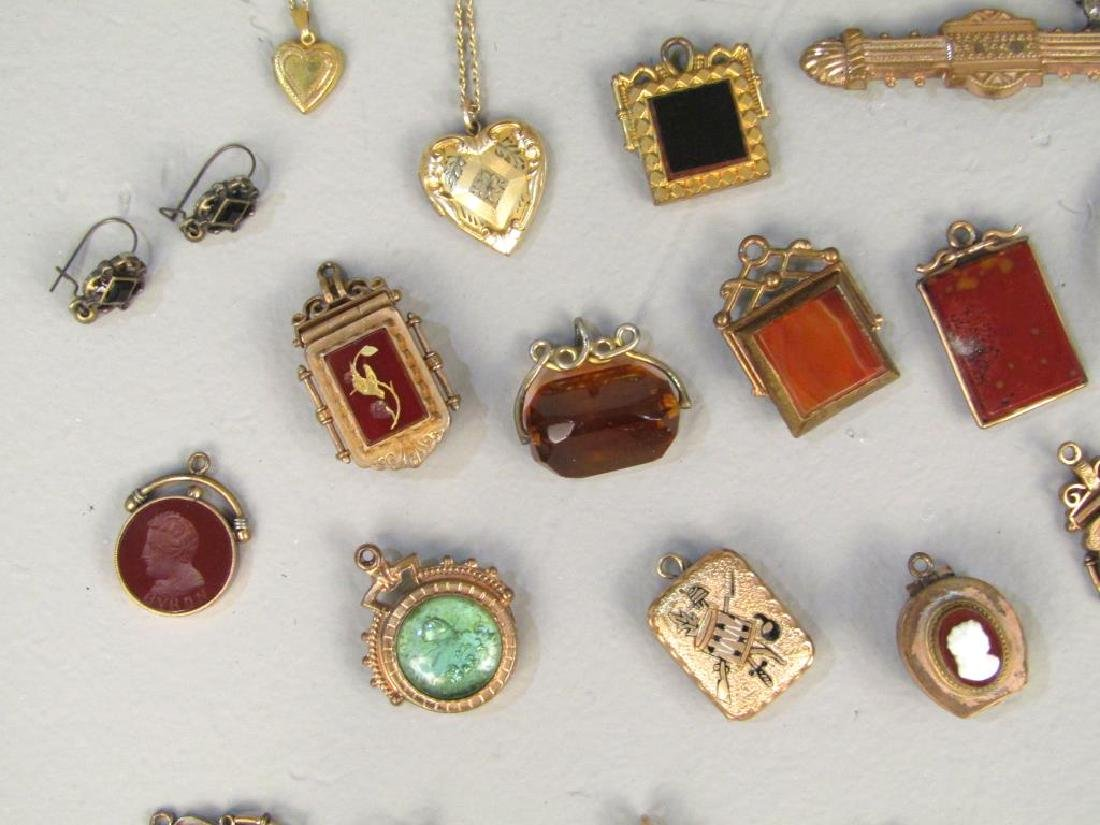 Assorted Gold Filled Jewelry - 2
