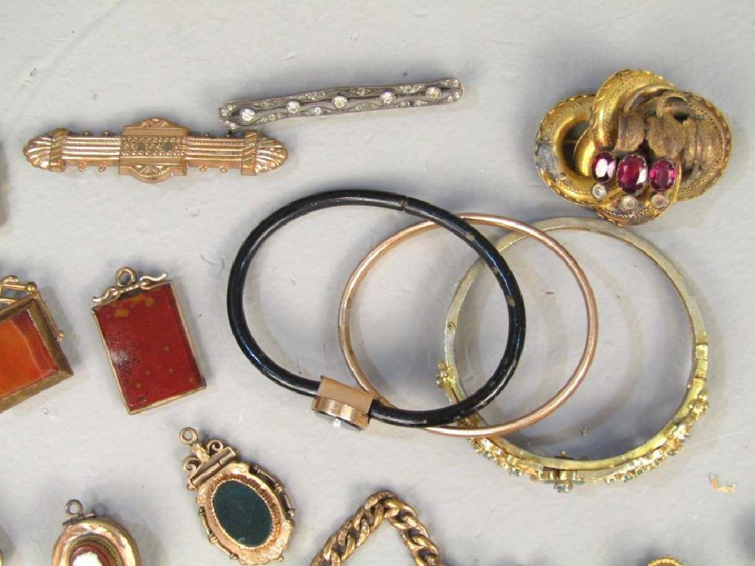 Assorted Gold Filled Jewelry - 3
