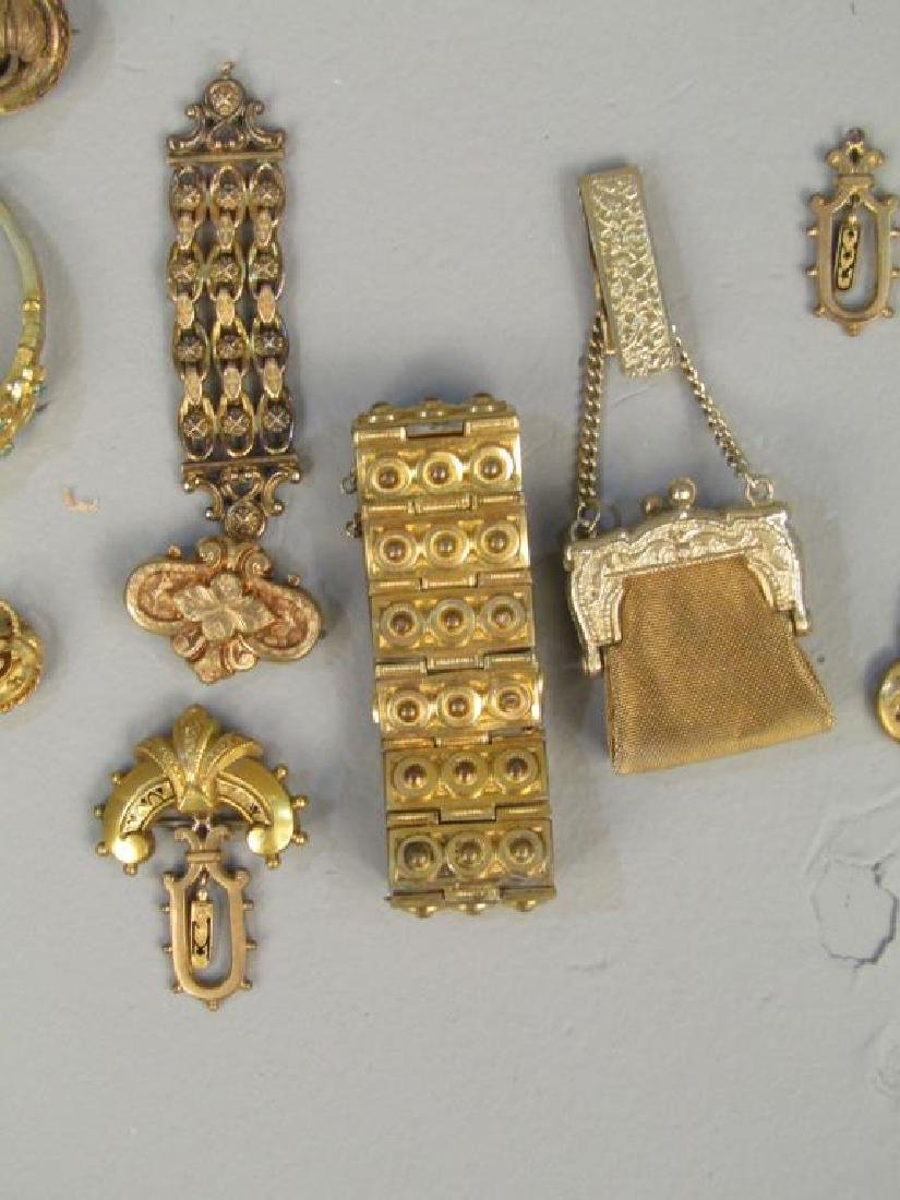 Assorted Gold Filled Jewelry - 6