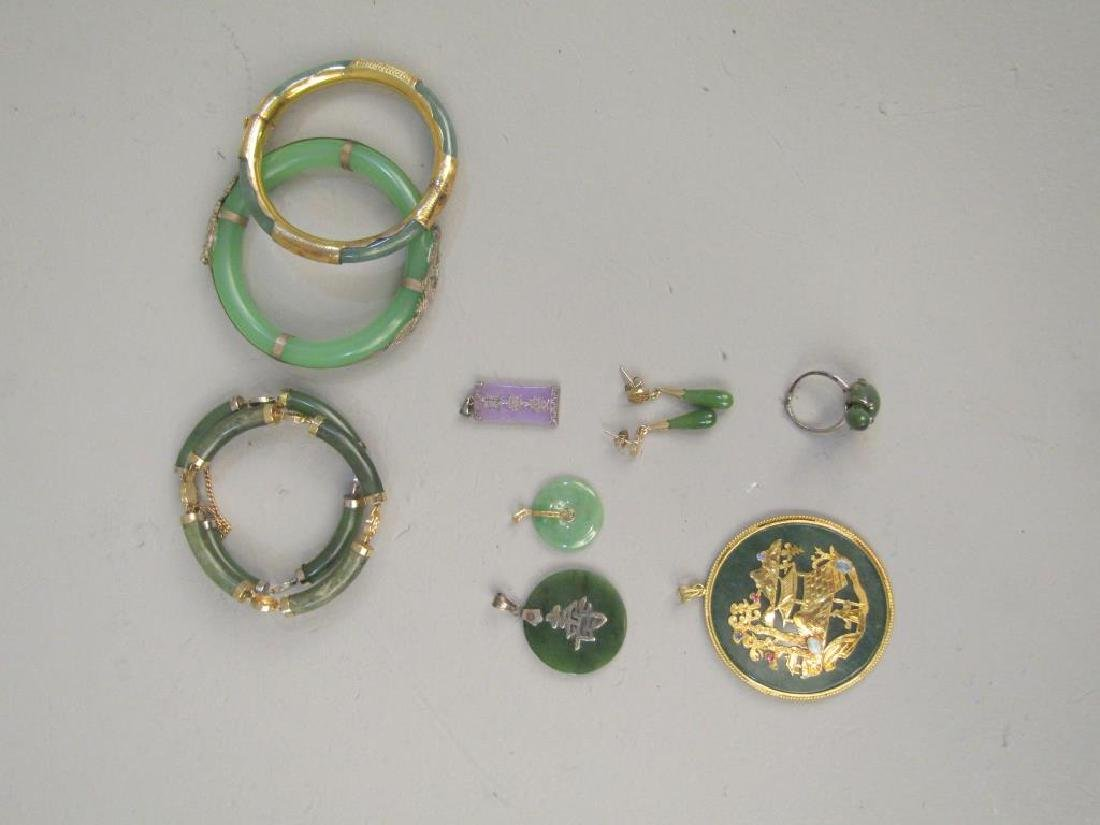 Assorted Chinese and Japanese Jewelry - 5