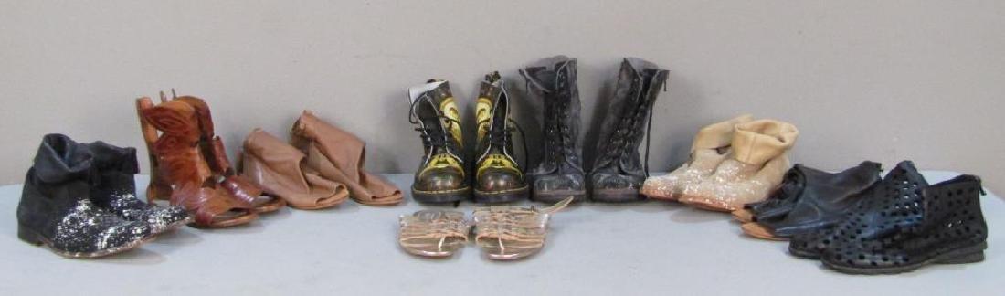 9 Pairs of Designer Shoes