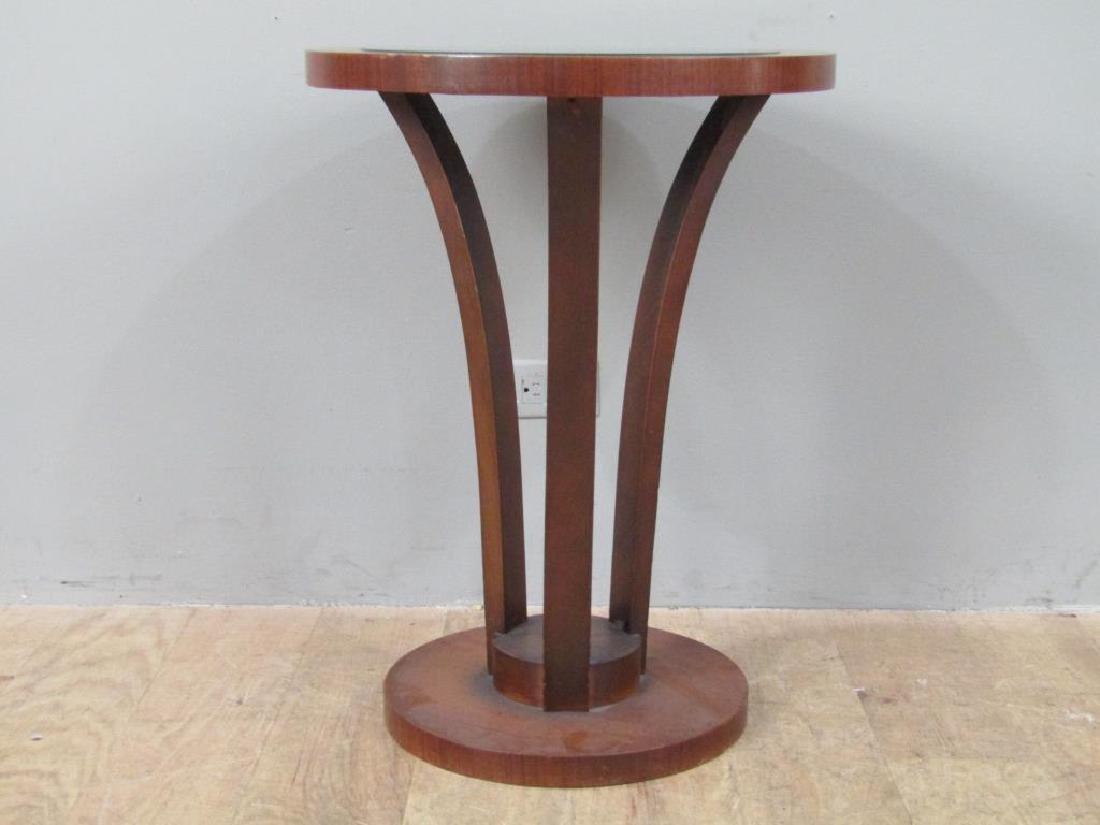 Art Deco / Mid Century Lamp Table - 2