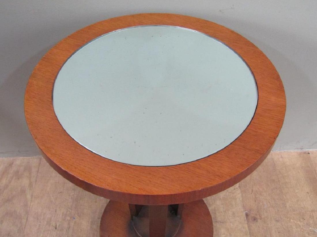 Art Deco / Mid Century Lamp Table - 3