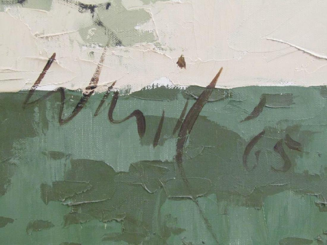 Warik Wheatley (Australian, 1928-1966) - 6
