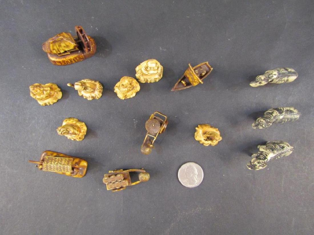 Assorted Japanese Celluloid Miniatures - 5