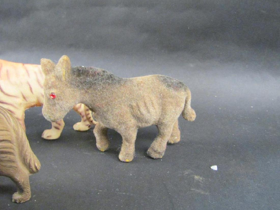 Large Collection Celluloid Animals - 7