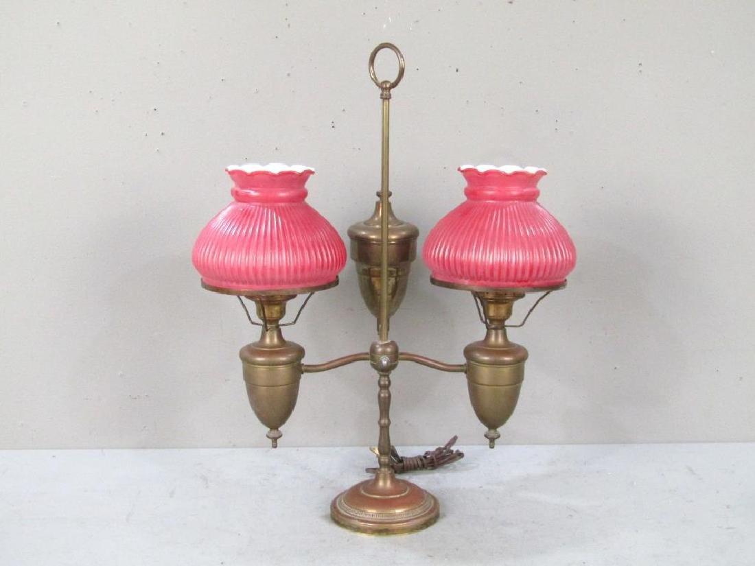 American Brass Students' Lamp