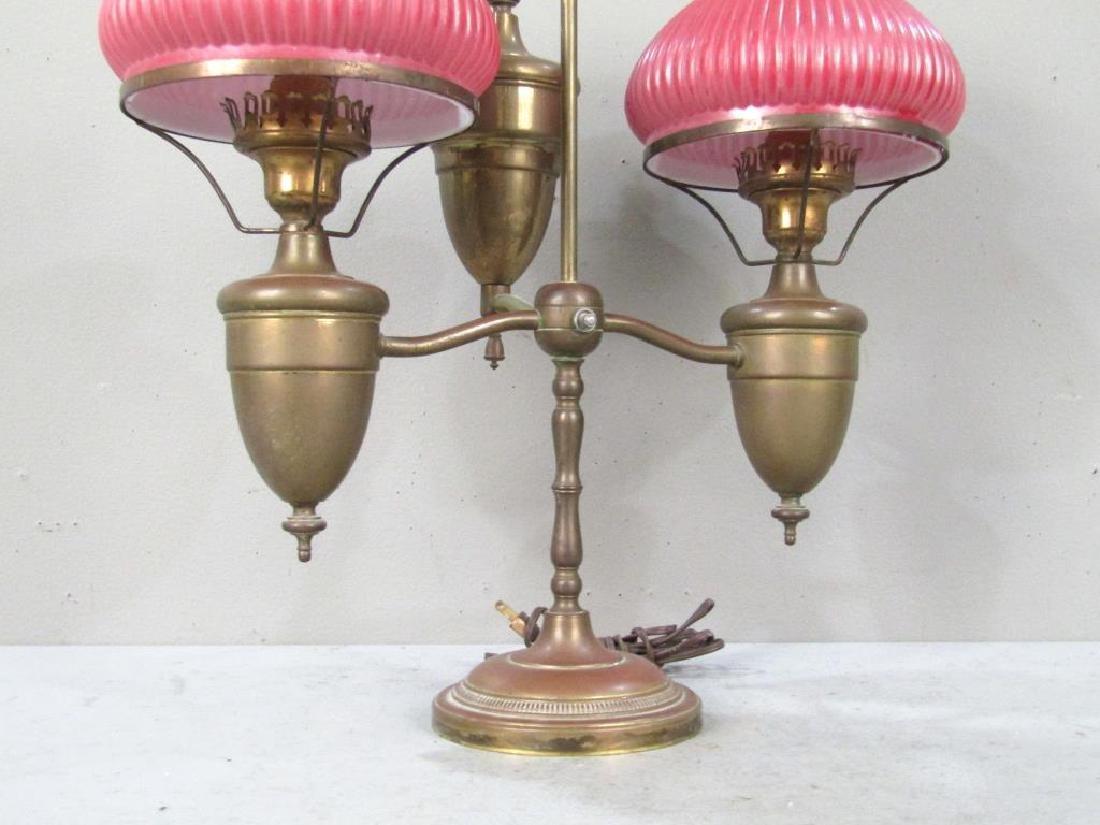 American Brass Students' Lamp - 3