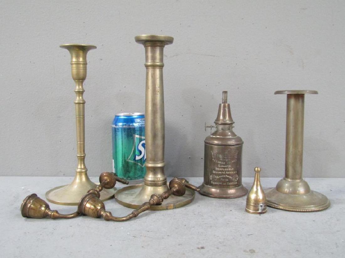 Assorted Metal Light Elements - 2