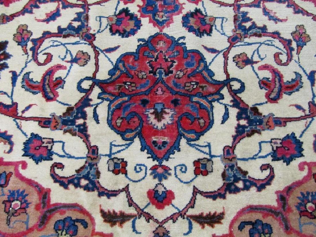 "Oriental Carpet - 9' 8"" X 13' - 2"