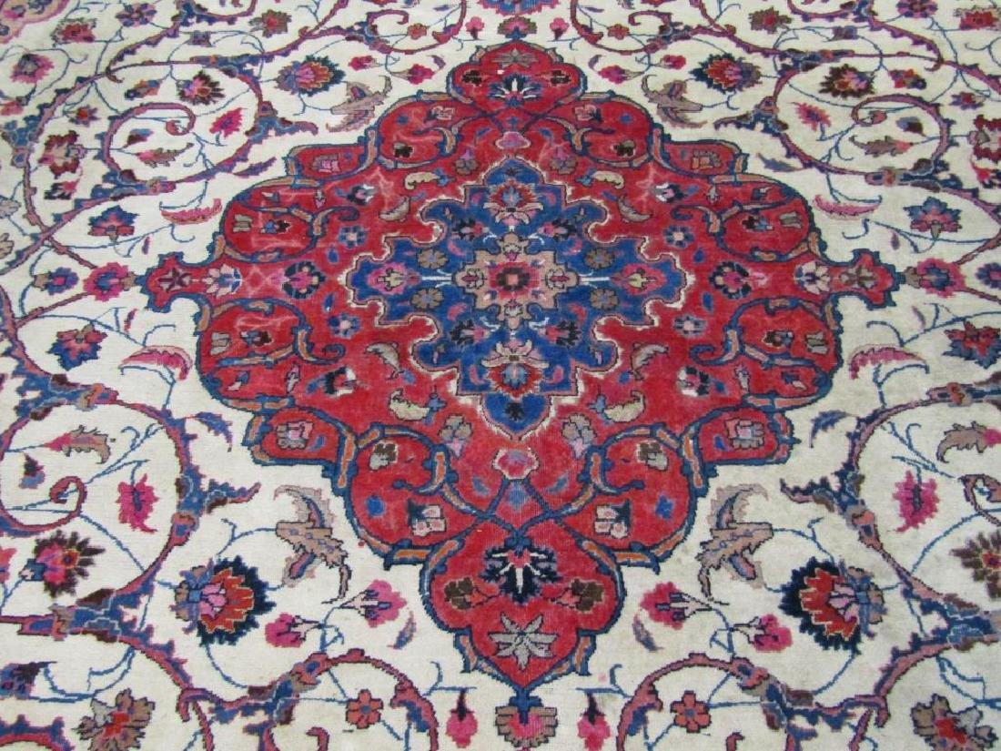 "Oriental Carpet - 9' 8"" X 13' - 3"
