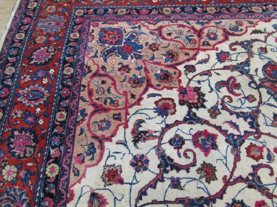 "Oriental Carpet - 9' 8"" X 13' - 4"