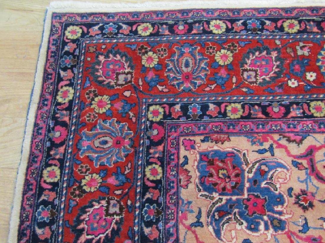 "Oriental Carpet - 9' 8"" X 13' - 5"