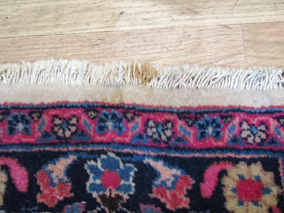 "Oriental Carpet - 9' 8"" X 13' - 6"
