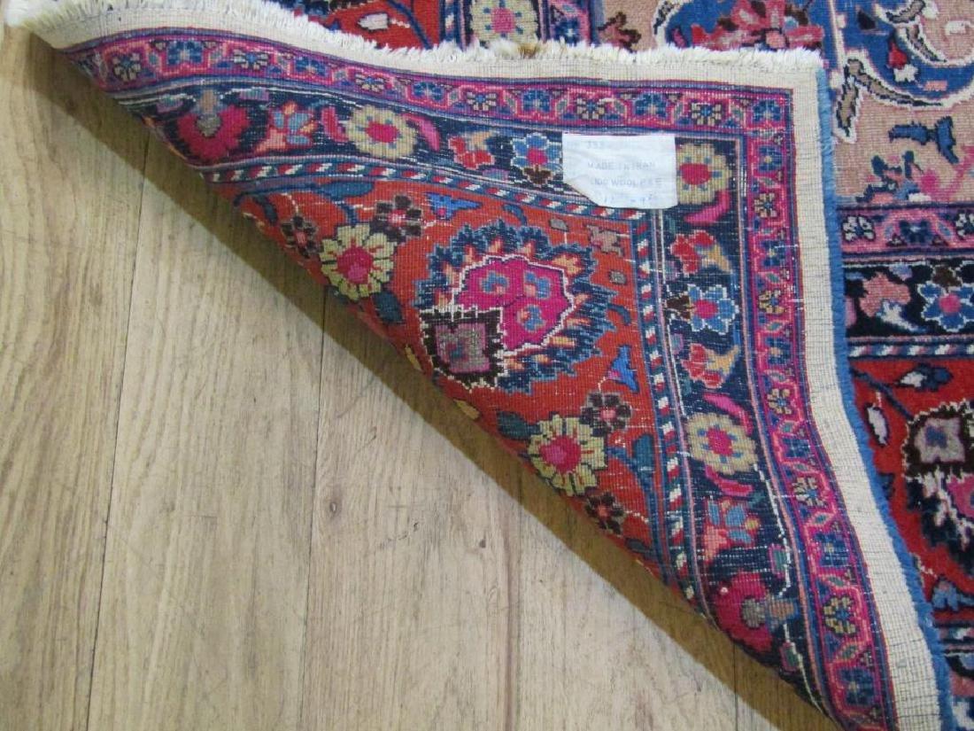 "Oriental Carpet - 9' 8"" X 13' - 7"