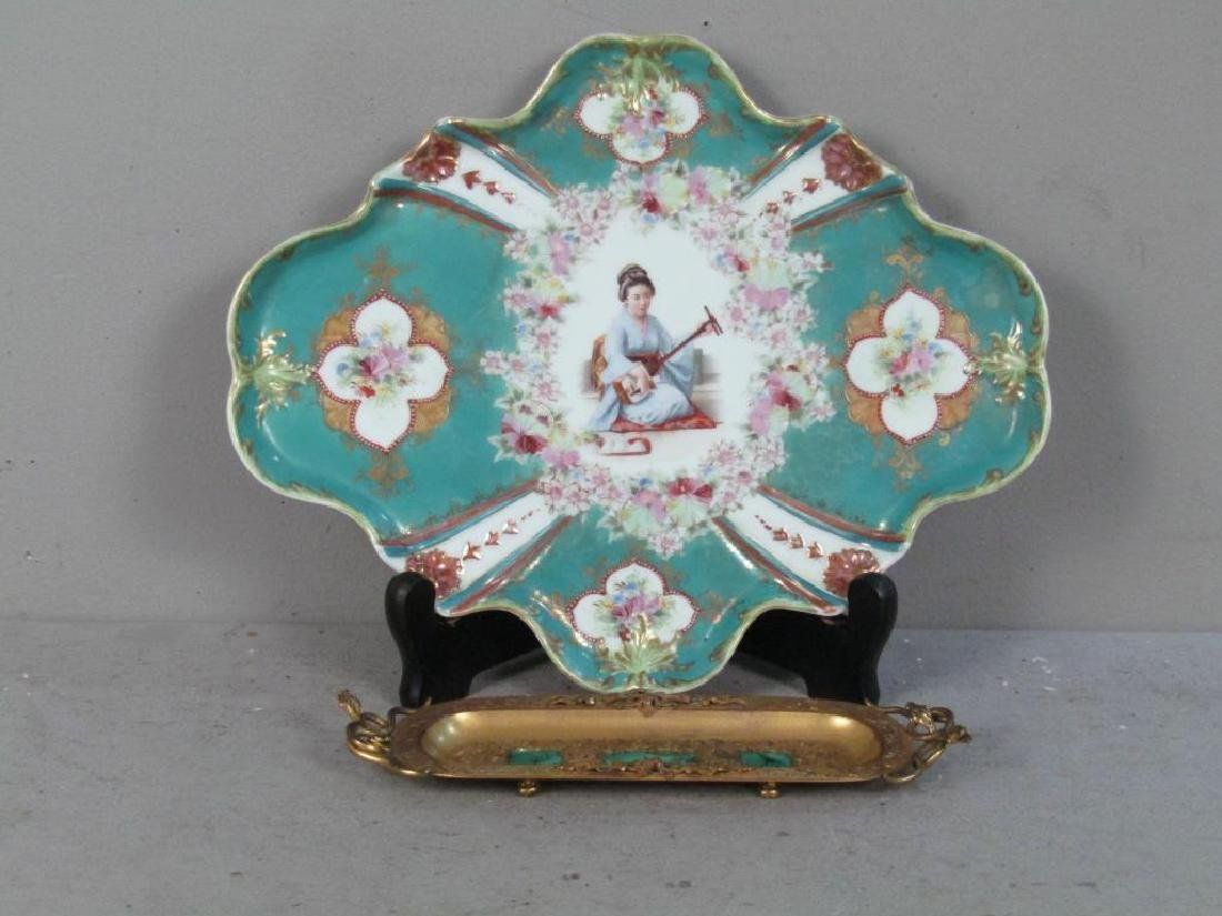 Porcelain Tray ***