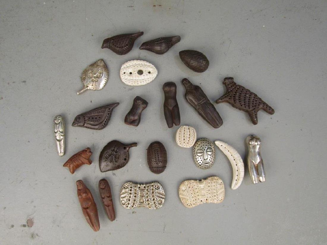 Assorted Fossil Style Figures
