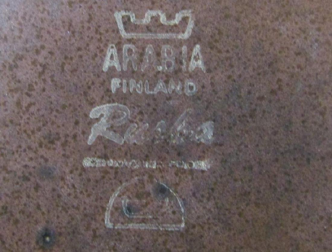 50+ Piece Arabia Finland Dinner Set - 6