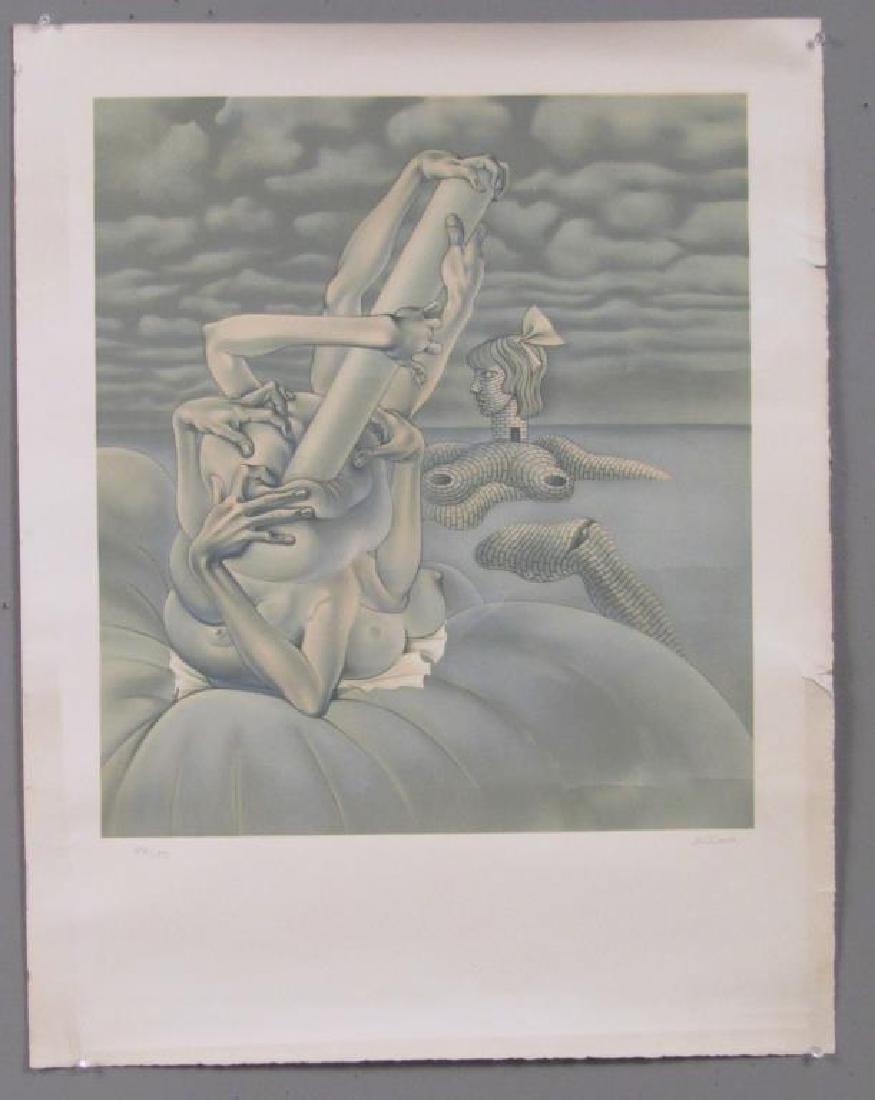 Hans Bellmer - Lithograph - 2